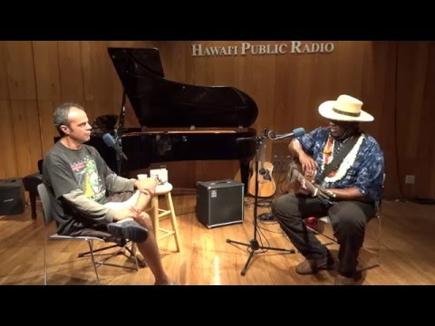 Taj Mahal Oct 2015 complete studio interview