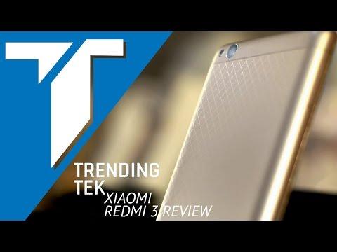 Xiaomi Redmi 3 Review Indonesia (English Subtitle)