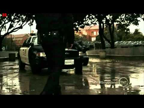 Southland Tv show Man in the Fountain
