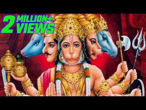 Powerful Mantra To Destroy Enemies l Shree Hanuman Mantra