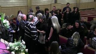 Svetlana Burlaka Memorial Service