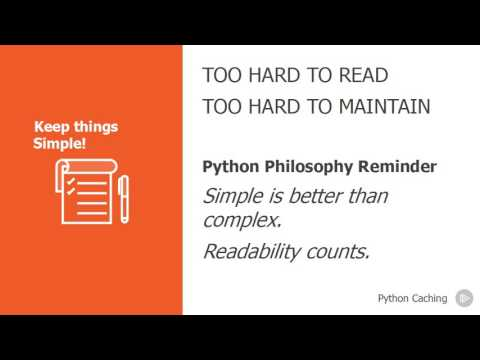 Python Caching in 10 minutes!