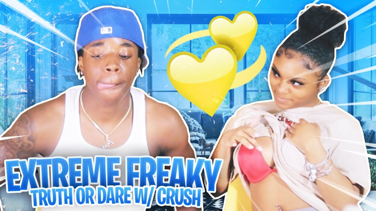 Download EXTREME DIRTY TRUTH OR DARE w/Crush😍 Gets Real Freaky👀🤭* (PART 2)