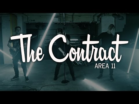 Area 11 - The Contract (Lyrics) [Modern Synthesis]