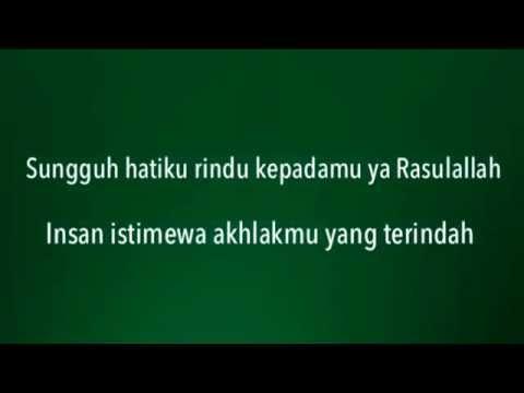 Iman Farrar & the Malay Chanting Group   'Merindui Madinah'   Hijjaz (Sumayyah)