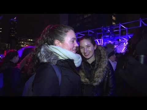 Vox Pop Nuit Blanche | Montréal en Lumière 2018