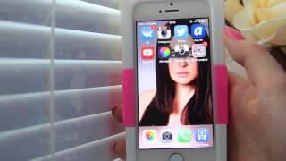 Что в моем iPhone? Юлия Пушман