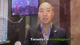 Canadian fashion designer, Dan Liu, 廖建明, 20160713