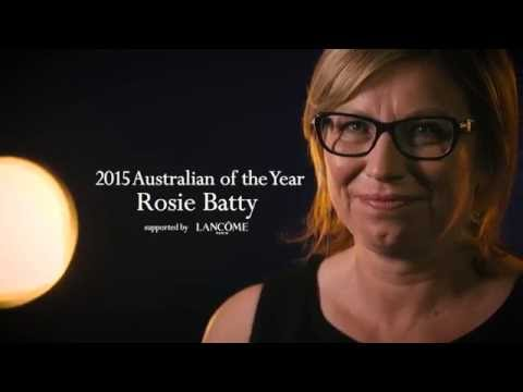 Interview 4: Rosie Batty on the power of comradeship of women