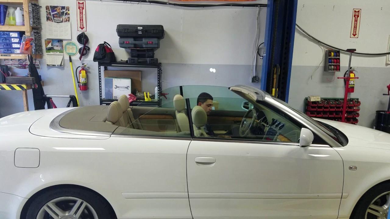 2007 Audi A4 Convertible Fixed