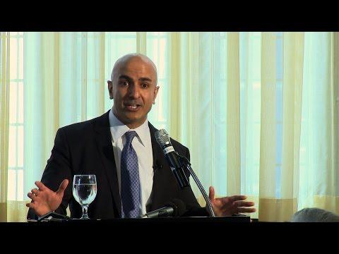 Kashkari - Update on Minneapolis Fed Ending Too Big to Fail Initiative