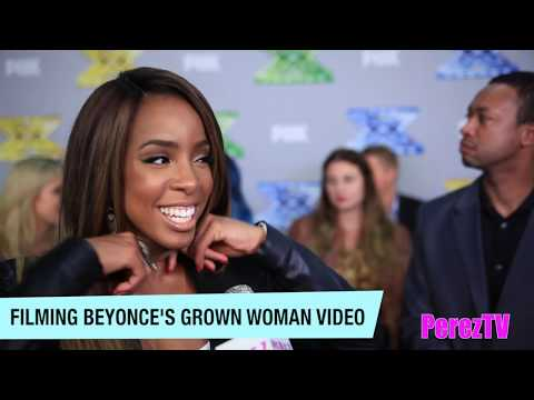 Kelly Rowland Dishes On Her Fav New Beyoncé Song & Reveals When She'll Be Back In The Studio!