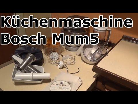 Küchenmaschine Bosch Mum