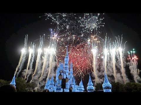 Walt Disney World Vacation December 2016: Day 4 Pt 4 - Magic Kingdom