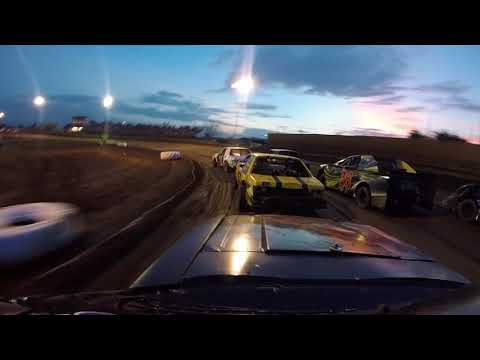 07/14/18 Heat Race Creek County Speedway