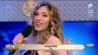 Tamiga & 2Bad - Super Femei + Doar a ta ( In Direct )