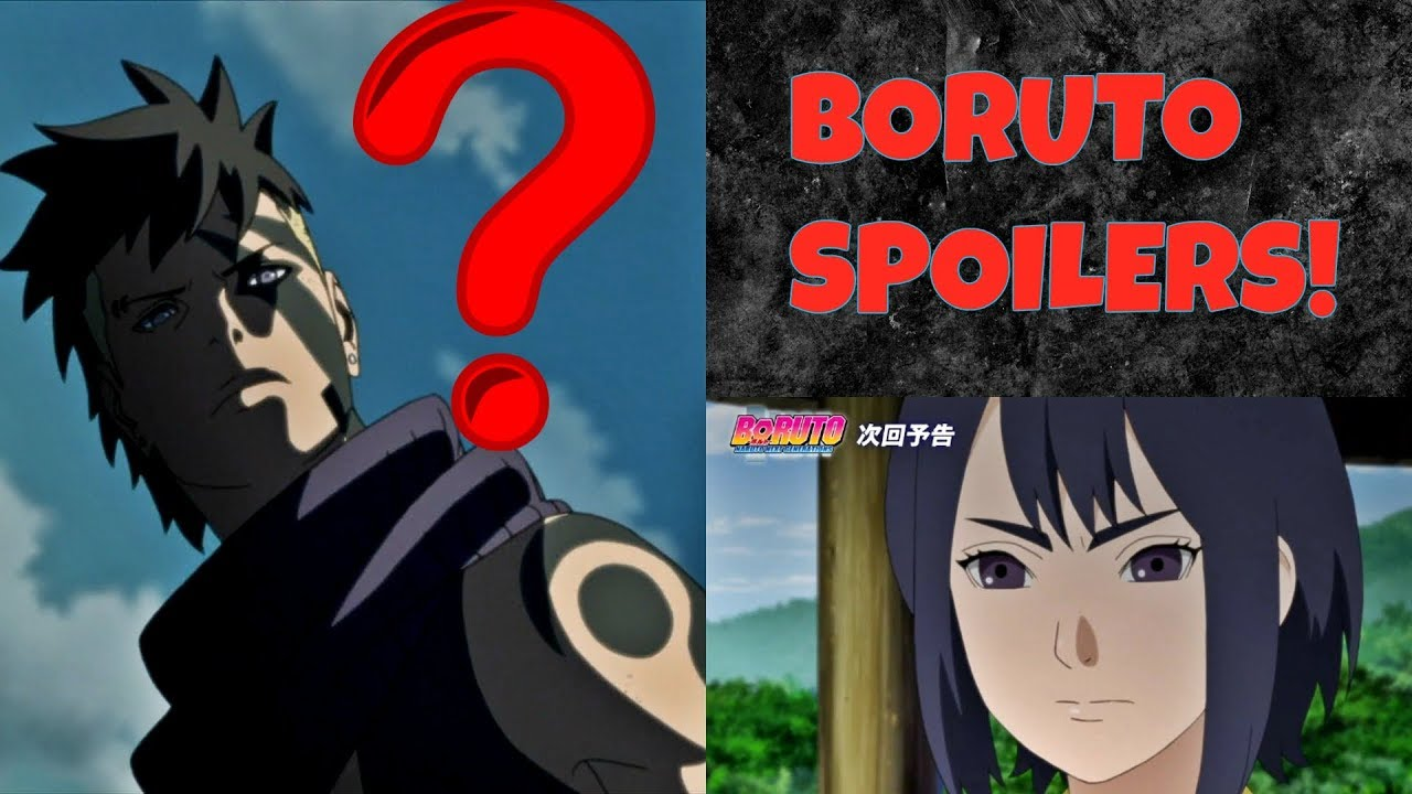 Boruto Episode 40