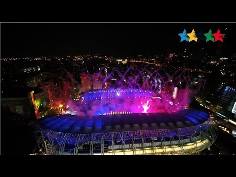 Opening Ceremony - 29th Summer Universiade 2017, Taipei, Chi