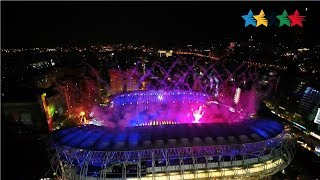 Opening Ceremony - 29th Summer Universiade 2017, Taipei, Chinese Taipei