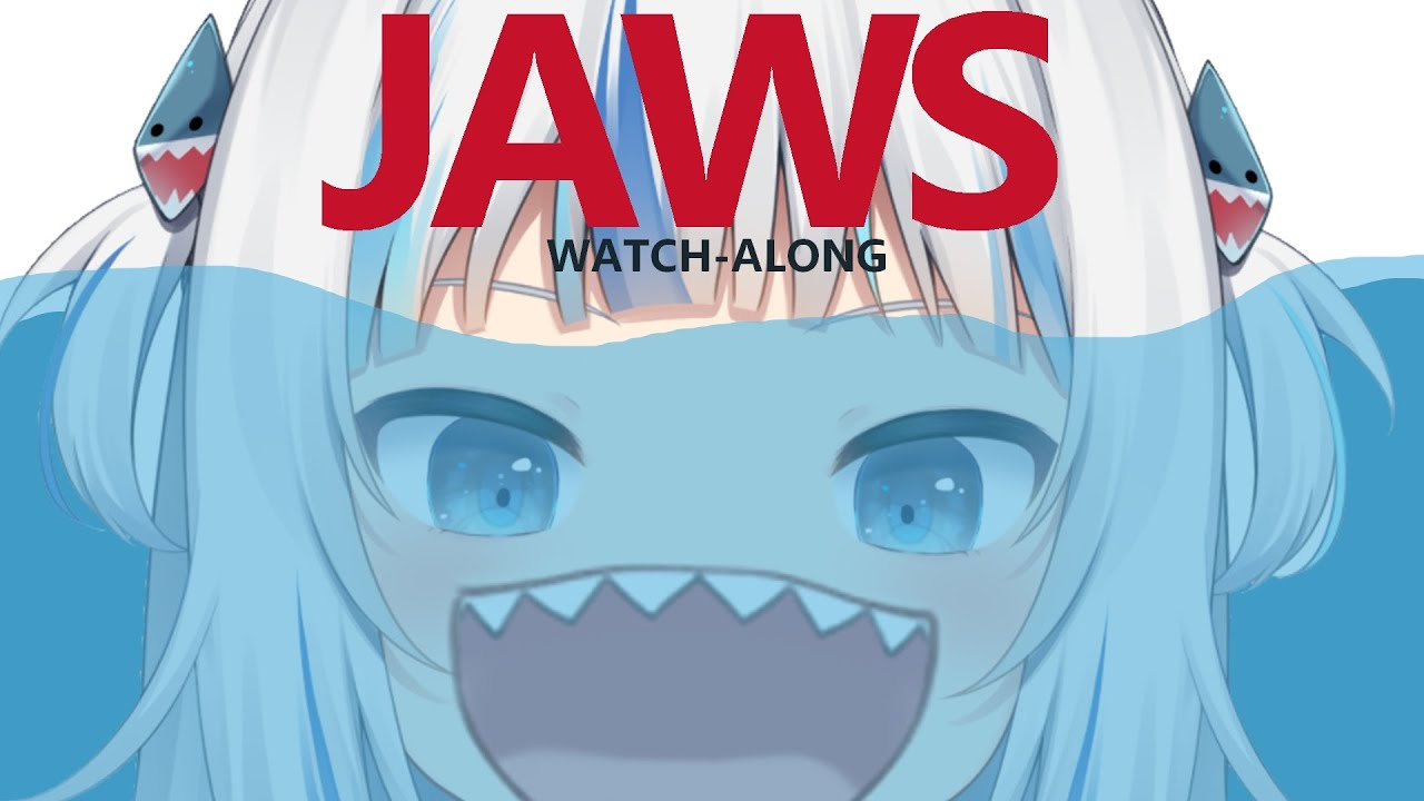 [JAWS] Movie watch-along!