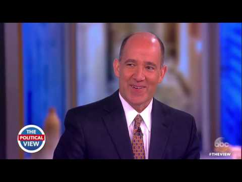 ABC News' Matthew Dowd On Inciting Change In America, Pres. Trump's Progress & More | The View