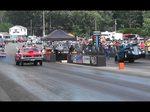 Repeat Brackets QUAL#1 Mid Atlantic Nostalgia Drags 2019 by