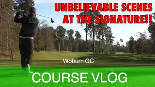 Woburn Golf Club course vlog - Marquess course