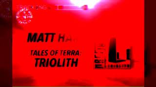 MATT HART - TRIOLITH (Official Video)