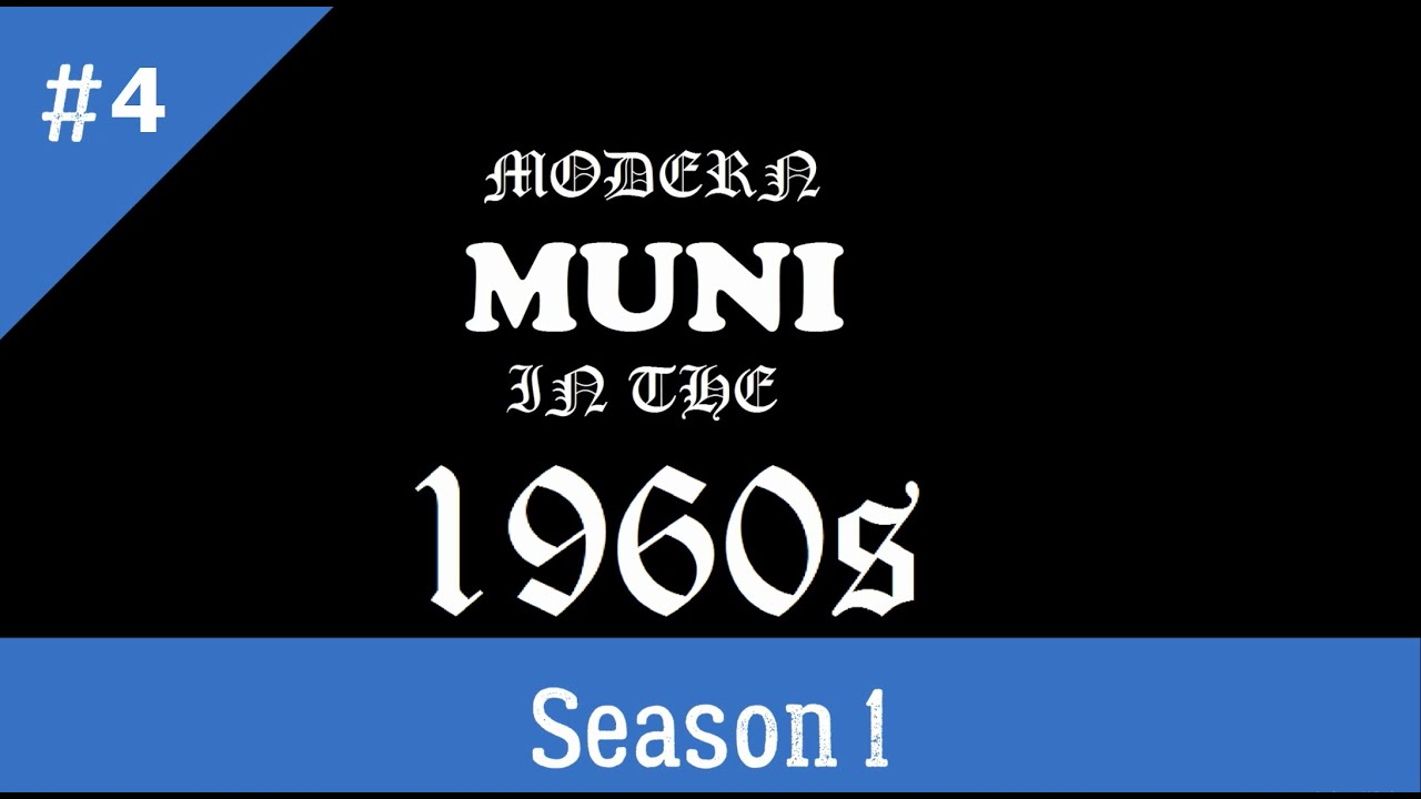 Download Modern MUNI in the 1960s (Season 1, Episode 4) | Full Episode | Bus ID: 6572, Route 14R-Mission RPD