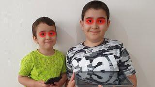 Berat ile Buğra Ekrana Çok Baktı Gözleri Kızardı
