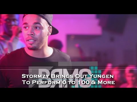 Stormzy Brings Out Yungen To Perform 0 to 100 & More [@Stormzy1 @YungenPlayDirty] | BRMG