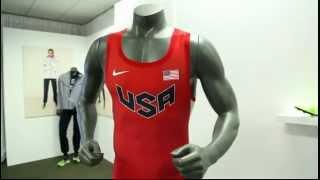 U.S. Olympic Team Uniforms