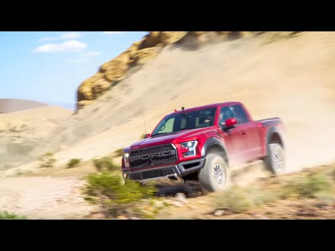 """The 2019 Ford Raptor may """"only"""" have a V6, but it CAN do THIS!"""