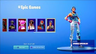 I Merged My Accounts on Fortnite and Got These Skins...