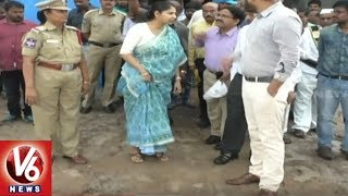 Mission Bhagiratha Special Officer Smitha Sabharwal Inspects Yellam...