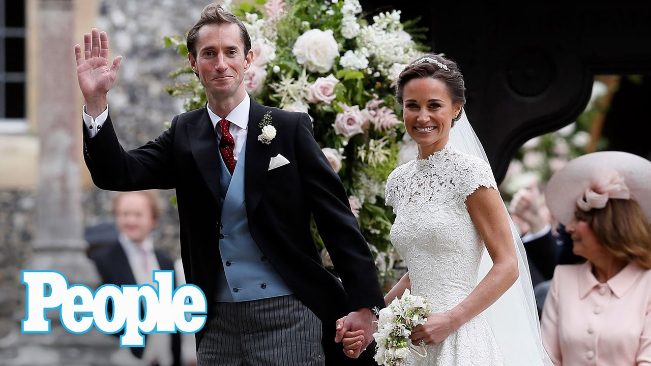 Meghan Markle Pippa Wedding.Pippa Middleton Wedding Prince George Meghan Markle More Royal Highlights People Now People