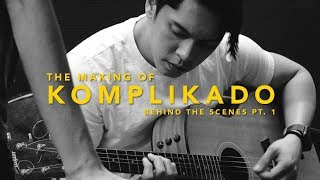 "Carlo Aquino - The Making of ""Komplikado"" (Behind The Scenes) PT. 1"
