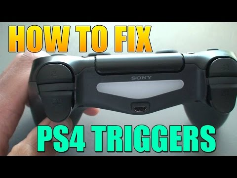 How to Fix Your PS4 Triggers Without Taking Apart