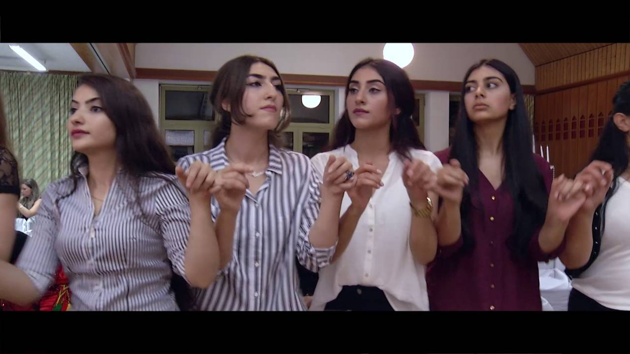 Kurdische Hochzeit Xabat Aytan Part 3 23 07 2016