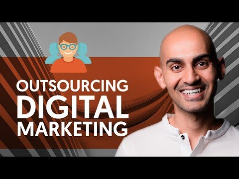 How to Outsource Your Digital Marketing Efforts With a Small Budget