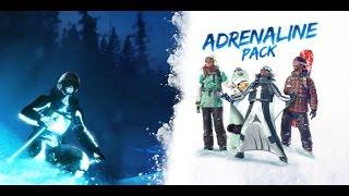 "Steep : Présentation du 1er Pack de DLC ""Adrénaline Pack"""