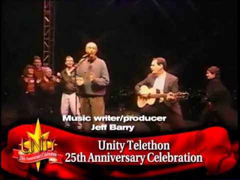 Kenny Loggins with Richard Marx - Celebrate Me Home - Unity Telethon 25th Anniversary Celebration