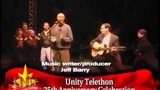 Kenny Loggins with Richard Marx - Celebrate Me Home - Unity Telethon 25th Anniversary Celebration