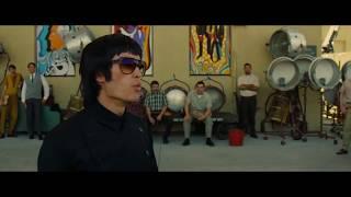 Однажды в Голливуде. Поединок Клиффа и Брюса Ли. Full HD 1080p.