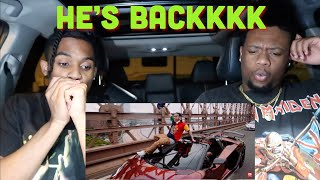 He's free?!😳 6IX9INE- PUNANI (Official Music Video) REACTION!