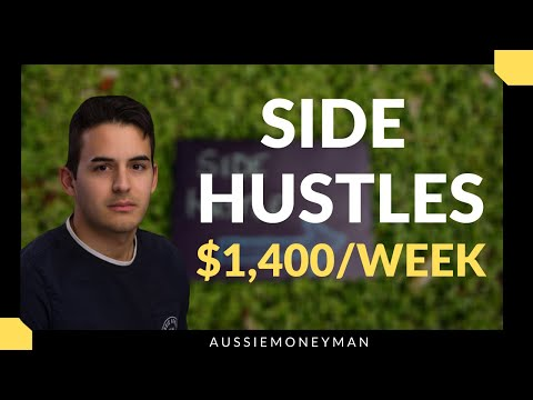 Ultimate Side Hustle Ideas List - Part 1