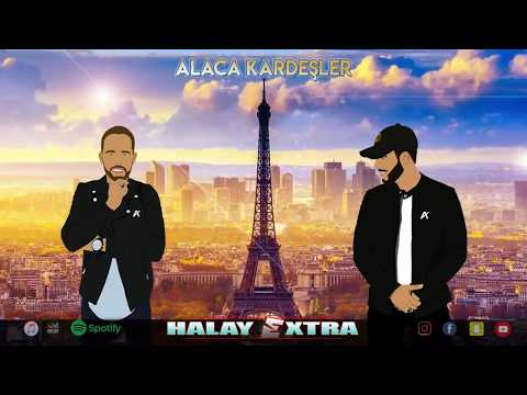 Alaca Kardeşler - HALAY EXTRA 2018 (official video)