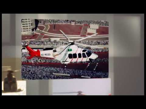 ABU DHABI AVIATION UAE - Largest Middle East Helicopter Operation