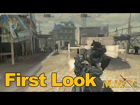 Line of Sight Gameplay First Look  MMOs.com