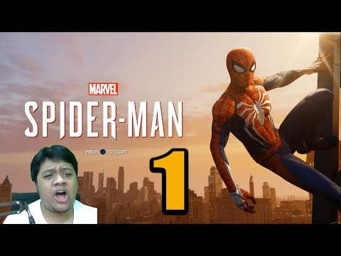 GILA!! SERU BANGET!! (1) Marvel's SPIDERMAN PS4
